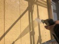 石岡市 I様邸 外壁塗装(高圧洗浄)
