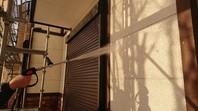 城里町 S様邸 外壁塗装・屋根葺き替え(高圧洗浄)