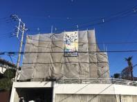 ひたちなか市 M様邸 屋根・外壁塗装(架設足場組立)