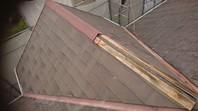 ひたちなか市 J様邸 屋根カバー工法(棟解体・防水紙張り)