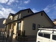 水戸市 A様邸 屋根・外壁塗装(完成)