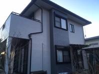 鉾田市 K様邸 外壁塗装(完成)