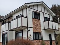 城里町 S様邸 外壁塗装・屋根葺き替え(完成)