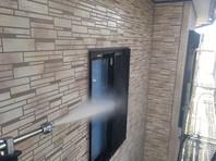 鉾田市 K様邸 外壁塗装(高圧洗浄)