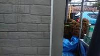ひたちなか市 R様邸 外壁目地補修(撤去・打設・均し)