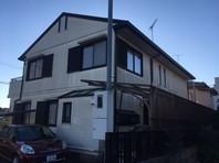水戸市 N様邸 屋根・外壁塗装(着工前)