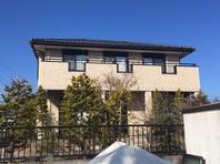鉾田市 K様邸 外壁塗装(着工前)