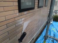 ひたちなか市 F様邸 外壁塗装(高圧洗浄)