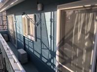 東海村 Y様邸 外壁塗装(上塗り)