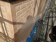 城里町 N様邸 外壁塗装・屋根カバー工法(高圧洗浄)