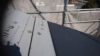城里町 N様邸 屋根カバー工法(板金屋根取り付け)