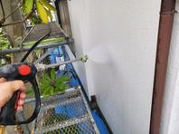 日立市 O様邸 外壁塗装(高圧洗浄)
