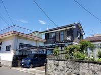 日立市 H様邸 屋根・外壁塗装(着工前)