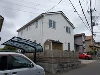 土浦市 K様邸 外壁塗装・屋根カバー工法(完成)