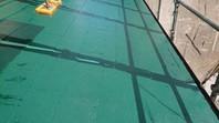 ひたちなか市 D様邸 屋根塗装(中塗り・上塗り)