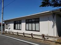 ひたちなか市 K会館 屋根・外壁塗装(着工前)
