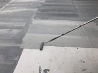 日立市 H様邸 防水工事(二層目・トップコート)
