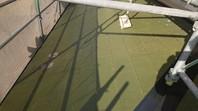 ひたちなか市 D様邸 屋根塗装(下塗り)