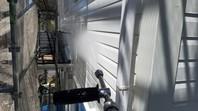 土浦市 K様邸 外壁塗装・屋根カバー工法(高圧洗浄)
