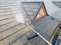 宇都宮市 Kアパート 屋根・外壁塗装(高圧洗浄)