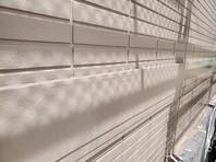 日立市 H様邸 外壁塗装(下塗り・中塗り・上塗り)