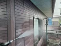 城里町 T様邸 外壁塗装・屋根カバー工法(高圧洗浄)