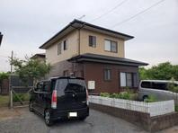 城里町 T様邸 外壁塗装・屋根カバー工法(完成)