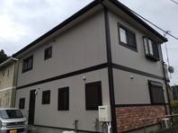 城里町 S様邸 外壁塗装(完成)