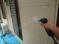 那珂町 E様邸 外壁塗装(高圧洗浄)