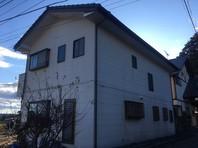 那珂町 E様邸 外壁塗装(着工前)