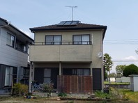清原台 O様邸 屋根・外壁塗装(着工前)
