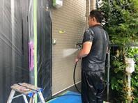 清原台 O様邸 屋根・外壁塗装(高圧洗浄)