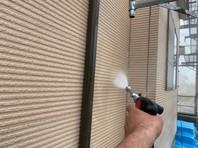 日立市 G様邸 外壁塗装(高圧洗浄)