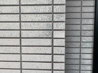 日立市 N様邸 外壁目地補修(撤去・打設・均し)