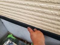 日立市 G様邸 水切り塗装(ケレン・下塗り・中塗り・上塗り)